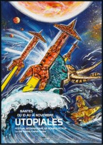 """Utopiales 2010 : """"Frontières"""" à Nantes"""