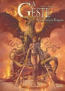 La Geste des Chevaliers Dragons – Jaïna – Tome 1