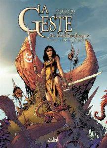 La Geste des Chevaliers Dragons – La Première – Tome 14