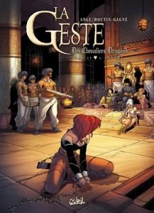 La Geste des Chevaliers Dragons – Ellys – Tome 15