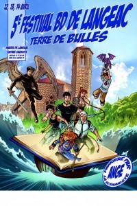 Festival BD 2013 de Langeac parrainé par Ange