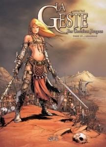 La Geste des Chevaliers Dragons – La Guerre des Sardes 1 – Amarelle – Tome 17