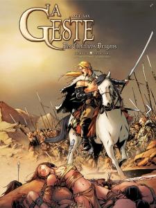 La Geste des Chevaliers Dragons – Arsalam – Tome 18