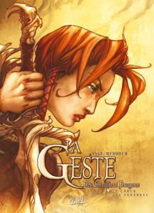 La Geste des Chevaliers Dragons – Le coeur des ténèbres – Tome 8