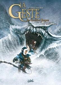 La Geste des Chevaliers Dragons – Par delà les montagnes – Tome 6