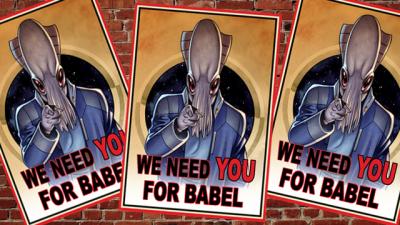 Babel L'intégrale BD, une histoire inédite et des bonus sur Ulule !
