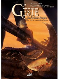 La Geste des Chevaliers Dragons – La Faucheuse d'Ishtar – Tome 21