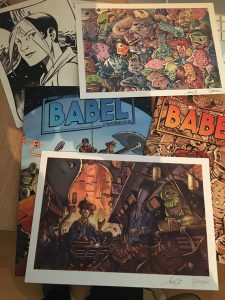 L'intégrale Babel 2016 est arrivée !