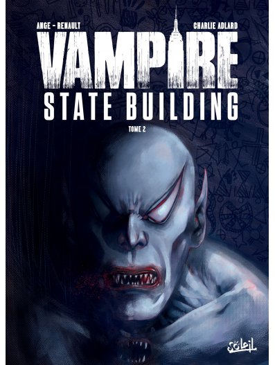 Vampire State Building - Tome 2