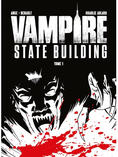Vampire State Building Tome 1 N&B