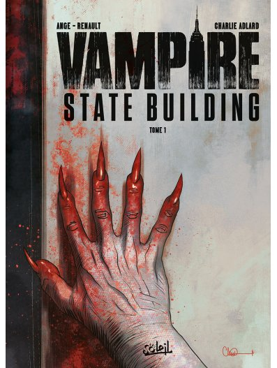 Vampire State Building tome 1